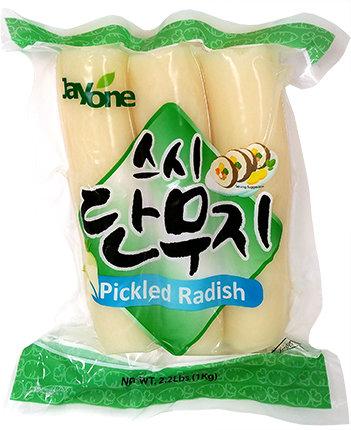 Pickled Radish-White