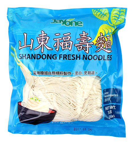 Jayone Shandong Fresh Noodle-Thin