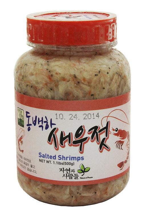 Salted Shrimps 1.1 LBS
