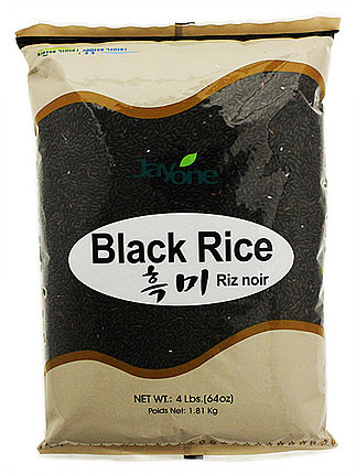Black Rice 4 LBS