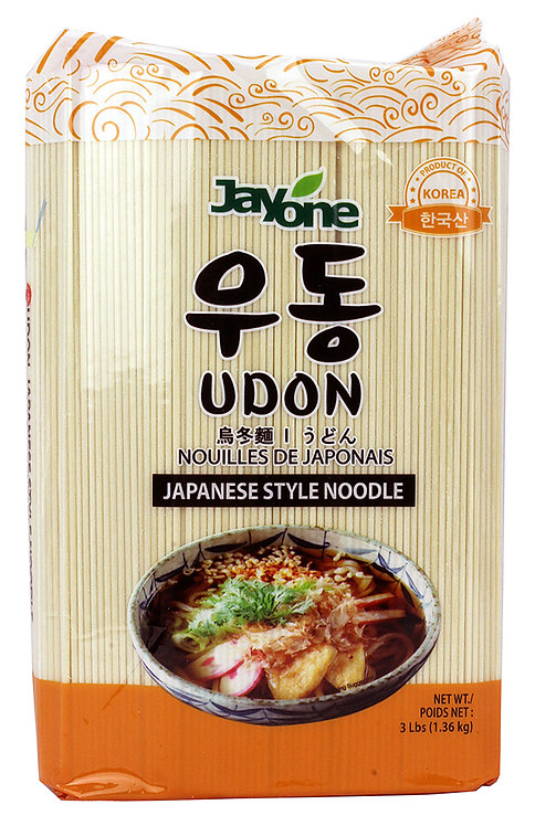 Jayone Dried Noodle(Udon)