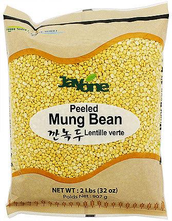 Peeled Mung Bean 2 LBS