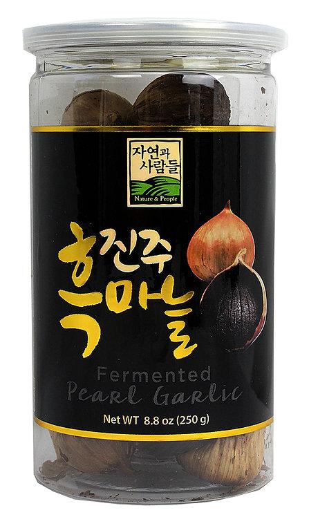 Fermented Single Clove Pearl Garlic