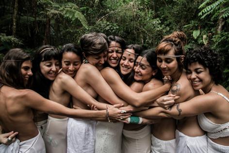 Retiro Portal Yoni Florianópolis - Foto Maiara Bersch