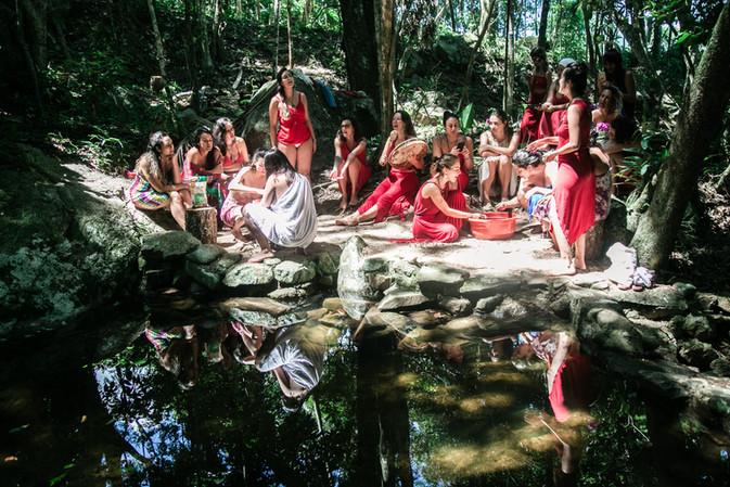 Despertar da Curandeira Florianópolis - Foto Maiara Bersch