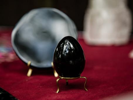 Ovo de Obsidiana