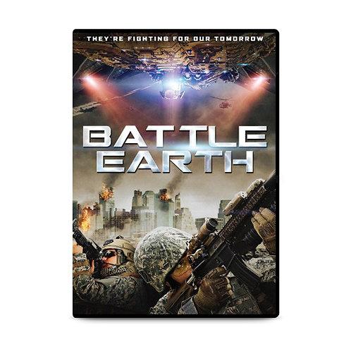 Battle Earth DVD