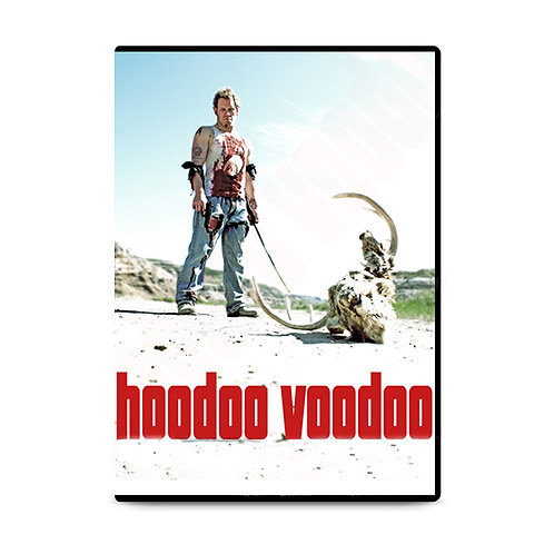 Hoodoo Voodoo DVD