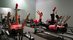 Group Pilates Fitness Classes