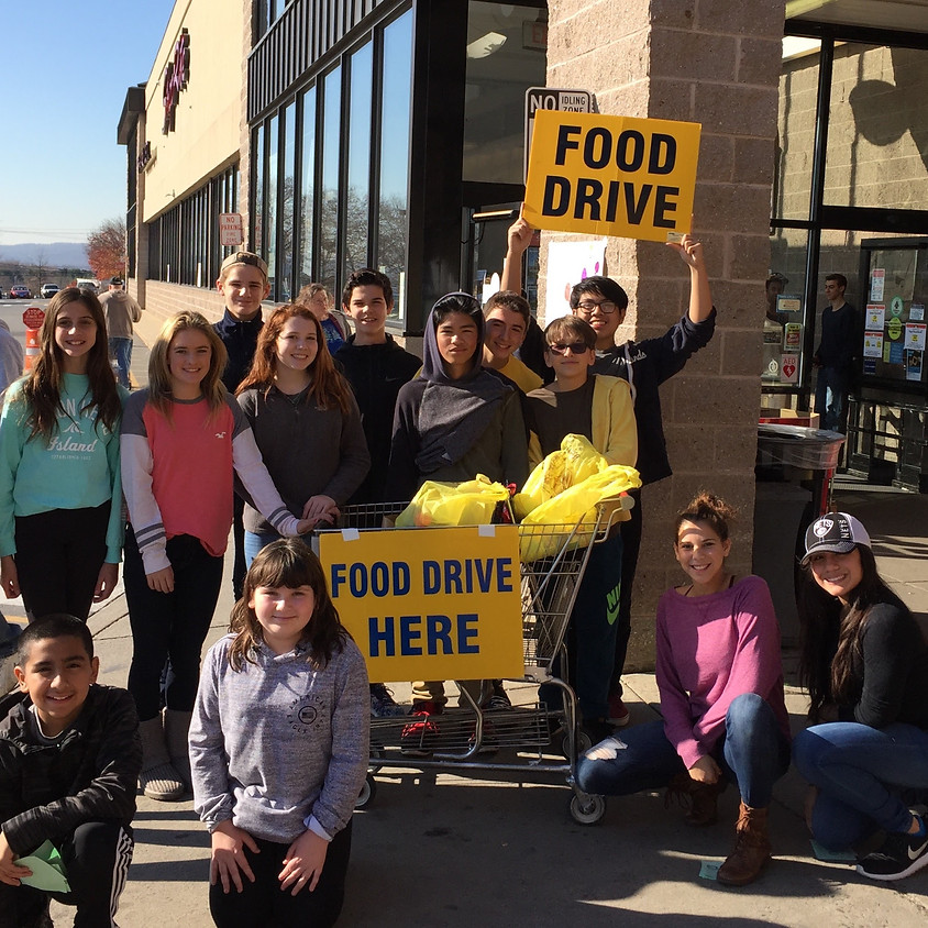 Norwescap Food Collection at Shop Rite of Greenwich