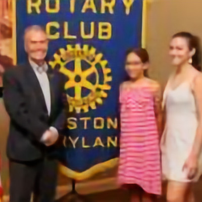 Meeting at Easton Rotary