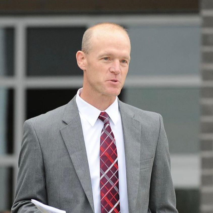 Phillipsburg School District Superintendent Greg Troxell