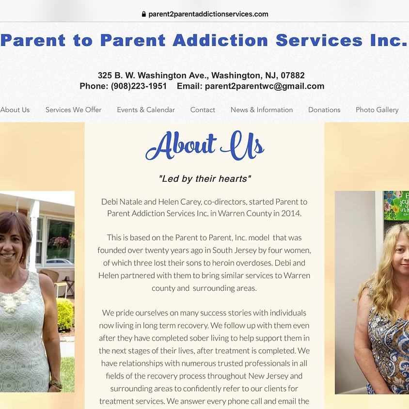 Parent to Parent Addiction Services