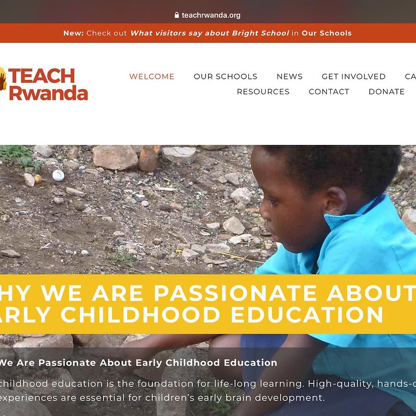 Teach Rwanda