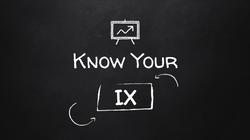 Know Your IX