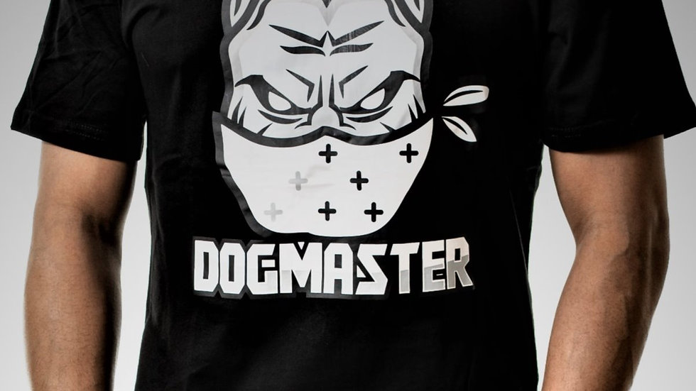 Black DOGMASTER T-Shirt