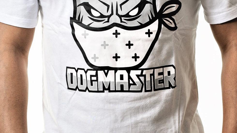 White DOGMASTER T-Shirt
