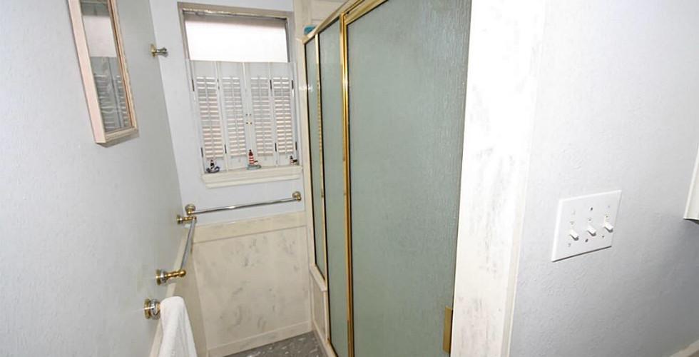 Shower-Before