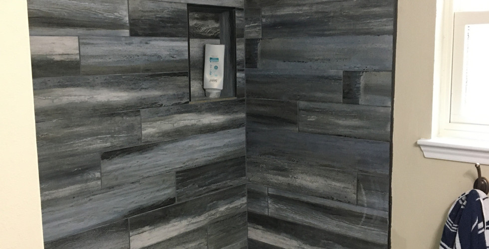 Guest Bath Shower-After