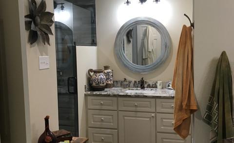 Master Bath- After