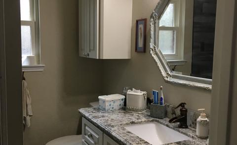 Guest Bath-After
