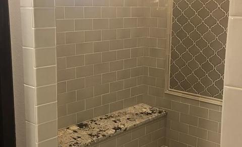 Master Bathroom (after)