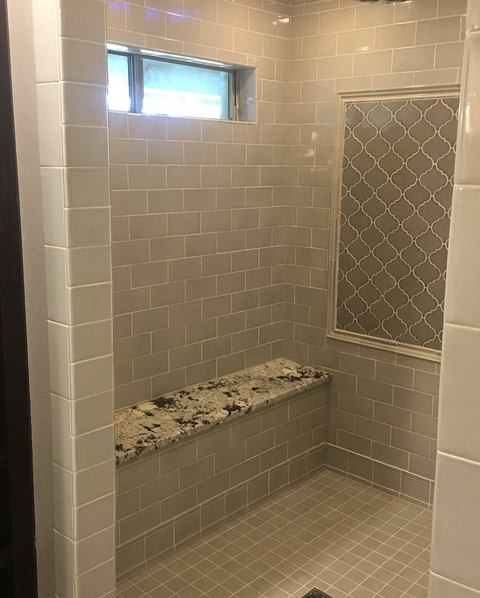 Master Bathroom (after)