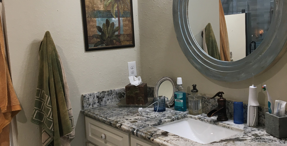 Second Master Vanity-After