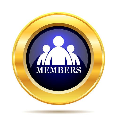Member Conference Registration
