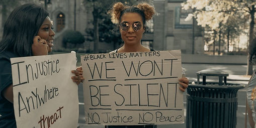 Won't be silent.jpg