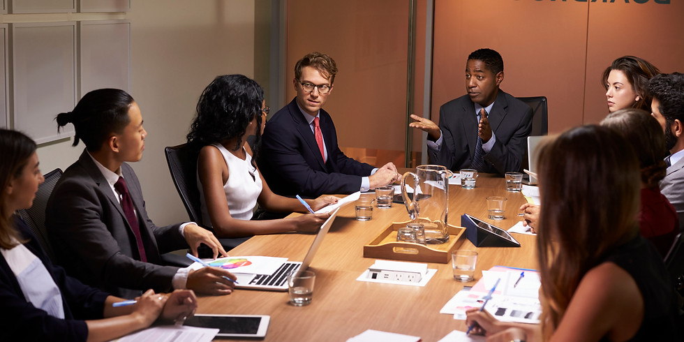 Board Ready Training:  Crisis Communication