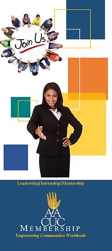 Membership Brochure Tri-fold 2020 Cover.