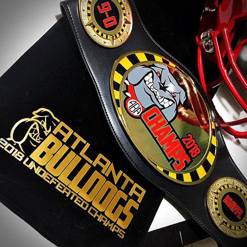 Champion Custom Belt