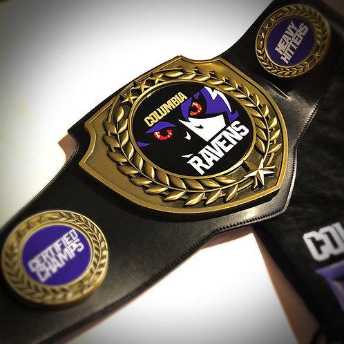 Elite Champs Custom Belt