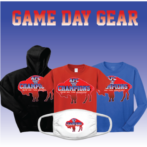 Game Day Gear HOODIE