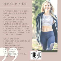 Meet Calie Coach Profile