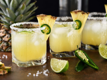 Cinco de Mayo Recipes & Pineapple Margaritas