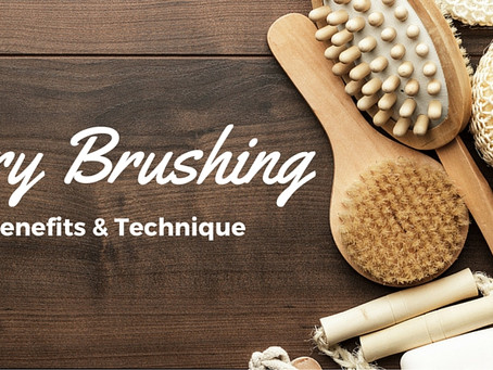 Dry Brushing & Other Tools for Lymphatic Massage and Immune Support