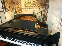 Steinway C studio341