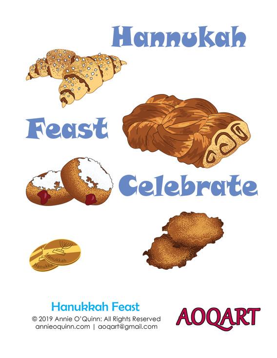 hanukkah collection