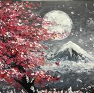 Cherry Blosson Winter
