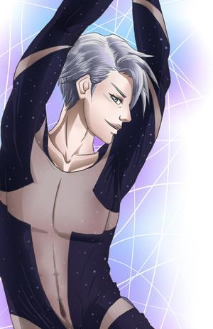 Viktor from Yuri!!! On Ice