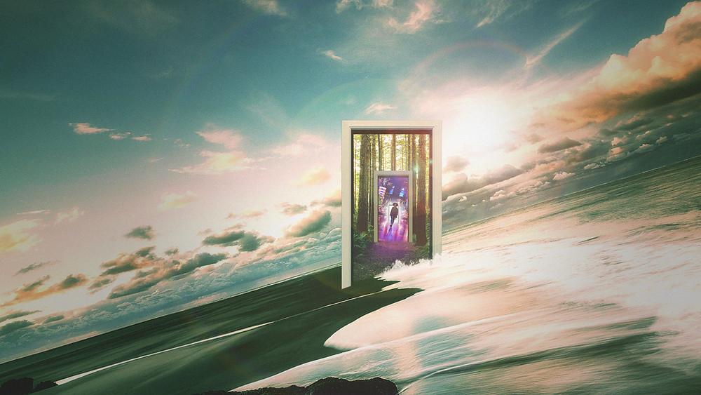 """""""Door"""" Teaser Poster"""