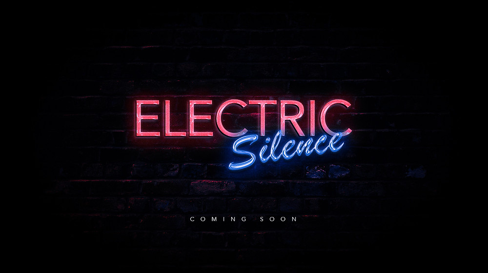 """Electric Silence"" Logo"