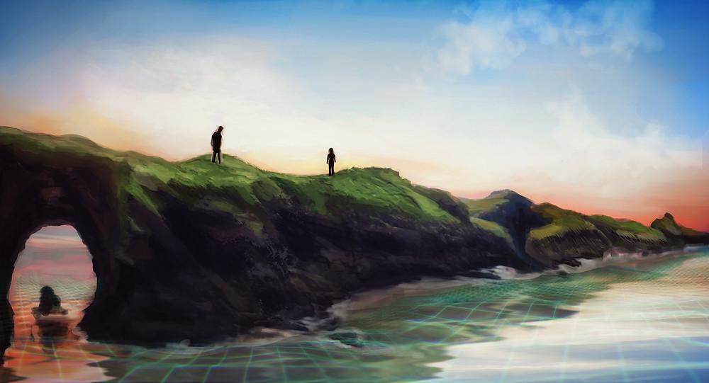 Concept Art by Sophie Cowdrey