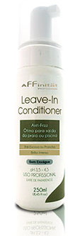 Leave-in Conditioner Affinitat - 3 Formas de usar o seu produto preferido!
