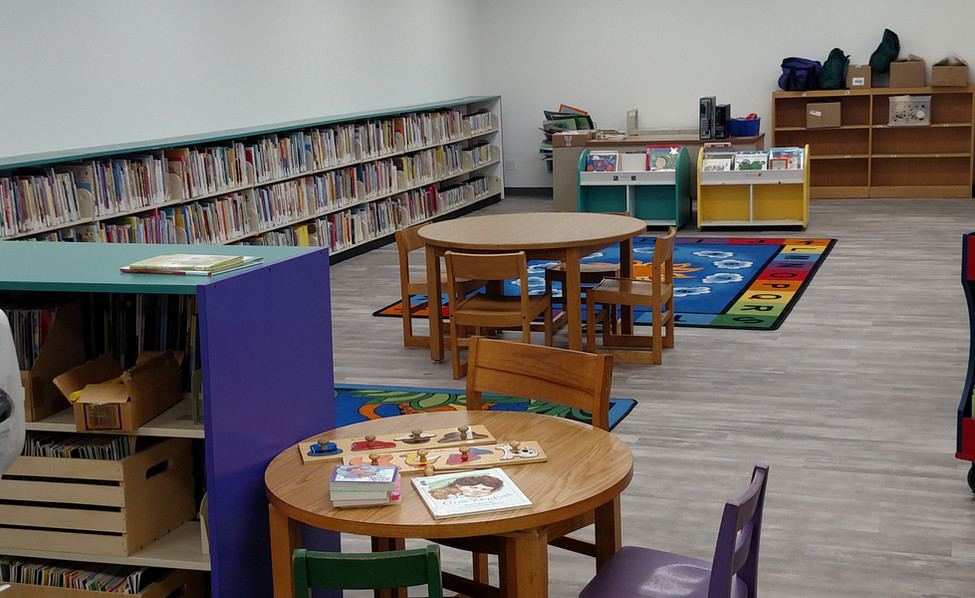 East Main Street  Library