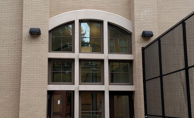 Curtis High School (masonry)