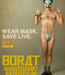 "Controversy? Politics? Absurdity? ""Borat Subsequent Moviefilm"" Delivers"