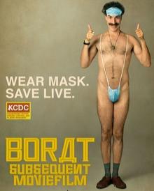 "Controversy? Politics? Absurdity? ""Borat Subsequent Moviefilm"" Delivers"